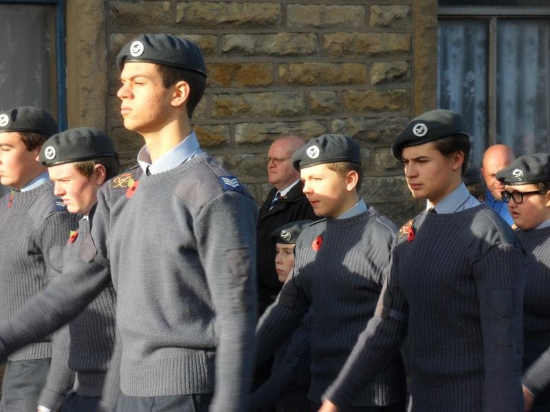Annual Remembrance Day Parade