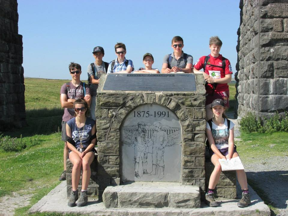 Weekend Camping and Walking in the Yorkshire Dales